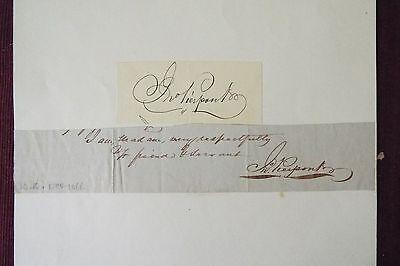 Clergy Autographs/Signatures 3