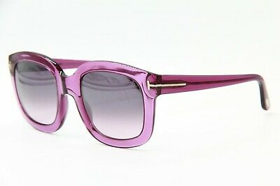 NEW TOM FORD TF 279 25F CHRISTOPHE GRADIENT AUTHENTIC SUNGLASSES 53-23 W//CASE