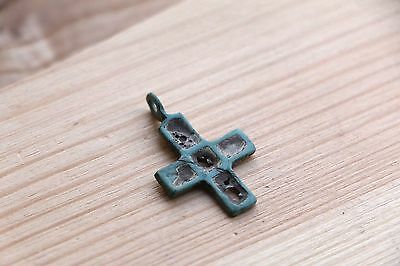 Viking Kievan Rus Pendant Cross with different sides 10-11 AD 2