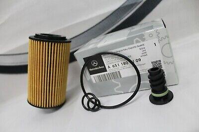 Genuine Mercedes-Benz W205 C-Class C200 220 250 Diesel OM651 Filter Service Kit