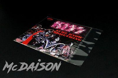 """McDAISON - 500 BUSTE dischi 45 GIRI RICHIUDIBILI copertina collezione vinile 7"""" 4"""