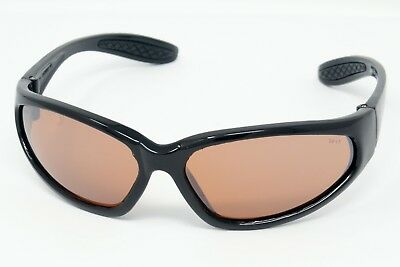 Copper Tinted Unbreakable motorcycle sunglasses / Driving glasses + Free Pouch