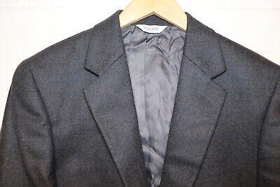 Mens 36R Joseph & Feiss Grey Cashmere Blend Blazer 2