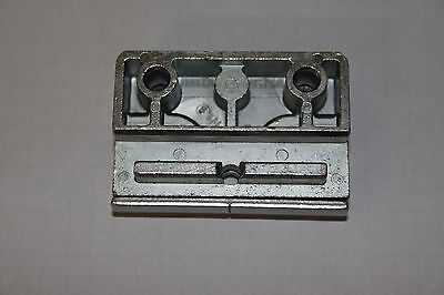 Roto Cloison de Serrure 848230 189000 Gâche Plaque de Fermeture Aluplast Neuf