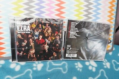 """George Ezra: New Sealed Fast Freepost """"Wanted on Voyage"""" Debut CD Budapest 4"""