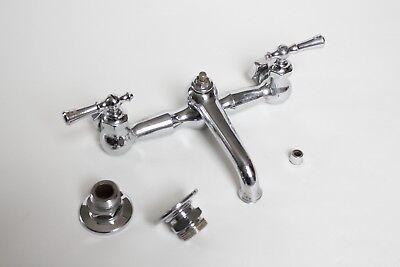 antique faucet kitchen sink | wolverine vtg mixing faucet victorian deco 4