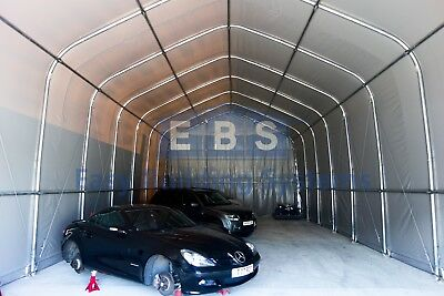 Steel Framed Storage Building Industrial Portable Temporary Commercial Warehouse 9