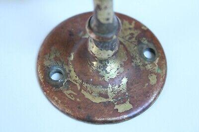 antique bathroom cup tumbler holder shelf supports | jl mott vtg deco victorian 11
