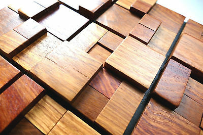 Wood Wall Tiles, Decorative Wall Tiles, Luxurious Wall Decor, 3D Wall Coverings 8
