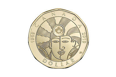 Canada 2019 Gender Equality 50th Anniversary Right To Love LGBTQ2 Loonie. 5