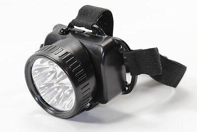 Stirnlampe Kopfleuchte Helmleuchte Kopflampe NEU Stirnleuchte  5LED Leuchte