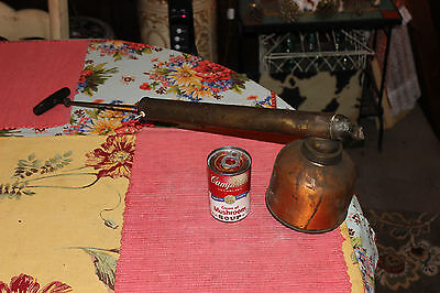 Antique Blizzard Continuous Bug Sprayer-DB Smith Co.-Utica NY-Countr Decor-LQQK