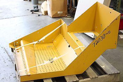 Caterpillar 980G LH Fender Assembly NEW 116-3148 3
