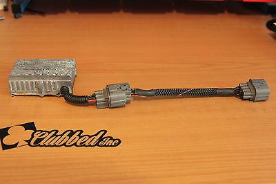 1985-91 Honda Prelude Fuel Injector Resistor Box Delete Bypass Plug Connector