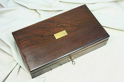 Caja de compases de doble piso. S.XIX. Compas box double floor. Drawing box 3