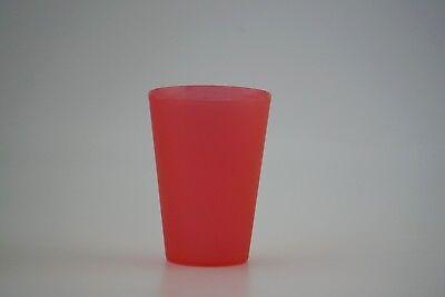 50 Trinkbecher Rot 0,4 l Plastikbecher Mehrwegbecher Partybecher Becher Mehrweg