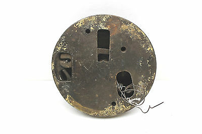 Victorian Entry Through Door Metal Doorbell Ringer Parts+2 Free Wood Door Pulls