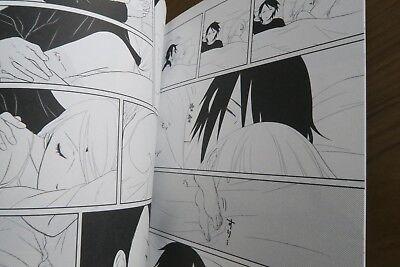 KIOSUK Musume san wo A5 68pages NARUTO doujinshi Sasuke X Sakura Anthology