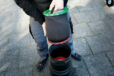 Unger DIUB1 nLite Ultra Harz Packs 3 x Harzbeutel für Filter S | DIUH1 + DIUK1 7