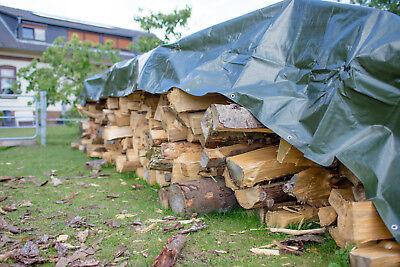 Abdeckplane Gewebeplane Industrieplane Schutzplane Bau Holz Garten Plane Ösen 5