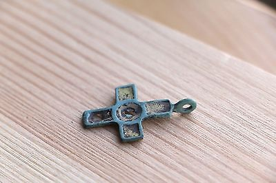Viking Kievan Rus Pendant Cross with different sides 10-11 AD 7