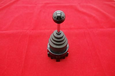 1PC two Direction Maintained Monoleaver Switch Joystick controllers Cutout 30mm 4