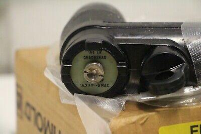 Elastimold 156LR-F-220-C6760 Elbow Connector 156BLR-F-CS624 Amerace 4