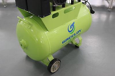 310L/min Dental Noiseless Oilless Air Compressor GA-82 60L 1-Driving-4 Stable CE 6