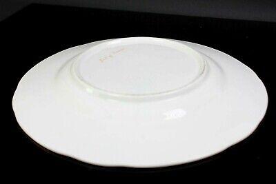 Antique Fine English Porcelain Plate Foot of Snowdon Pat 2399 Circa 1850 4