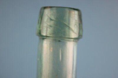 Alter   Apothekerflasche Kugelballon Transparent  Nr 43 7