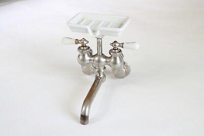 antique faucet kitchen sink | chicago vtg mixing faucet victorian plumbing deco 4
