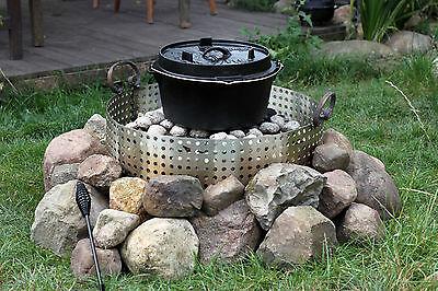 Petromax Feuertopf forme Dutch Oven toutes les tailles avec//sans pieds Sac Grill