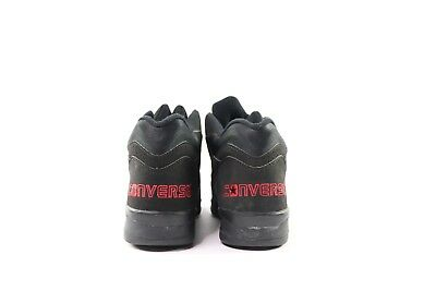 4d854de78339 ... 7 of 10 Vintage 90s New Converse Mens 6.5 Cons 500 Classic LT Mid Basketball  Shoes Black 8