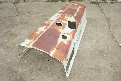 Ford 6000 Tractor Hood 2