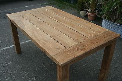 Teak Gartentisch 200 Cm Teak Mobel Massivholz Neu Teakholz Tische