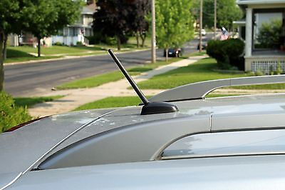 AntennaMastsRus 11 Screw-On Antenna is Compatible with Scion iQ 2012-2015