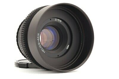 HELIOS 44 2/58 Cine lens with ANAMORPHIC BOKEH&FLARE *Your camera adapted!* 8