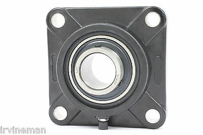UCFPL207 35mm Thermoplastic Flange Four Bolt Mounted Ball Bearings 17730