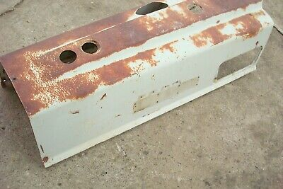 Ford 6000 Tractor Hood 5