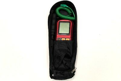 Racing Tyre Temperature Probe Kit with fast adjustable needle probe and pouch. 7