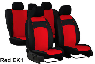 VW TIGUAN Mk2 2016 ONWARDS FABRIC TAILORED SEAT COVERS MADE TO MEASURE FOR CAR