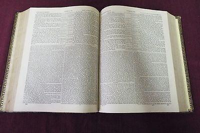 Rare 1843-45 SCOTT'S BIBLE 3 Volumes 6