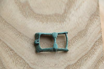 Kievan Rus Viking Bronze Buckle, Strap End, Part of Belt 9-10 AD 6 • CAD $31.89