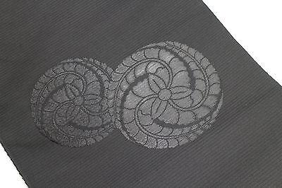 Kimono Yukata Japanese Genuine Tissu Japonais Silk Soie Tissue Kamon Samurai 4