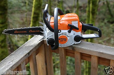 PILTZ Stihl MS170 12 inch Carving Saw CHAINSAW 1/4 Pitch Timber Frame tool