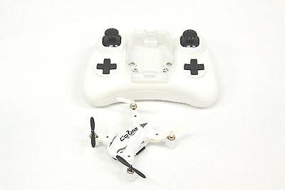 Cobra Rc Toys 2.4Ghz Folding Pocket Drone With Built-In Camera White W/ Warranty