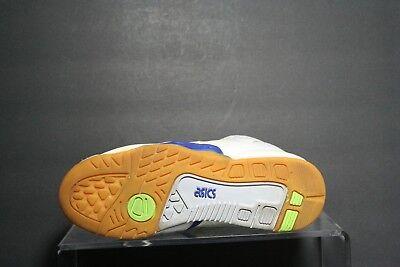 finest selection 3e16f 72379 ... ASICS Gel VTG 1980 s Basketball High Sneaker Men 7 OG Multi White Blue  Athletic 8