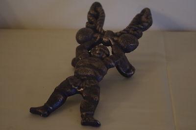 Stiefelknecht Gusseisen 25 cm 1,1 Kg 3
