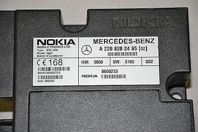 MERCEDES-W215//220-STGT-TELEFON//2208202485//RTE-2RB