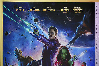 Art Poster Guardians of the Galaxy Vol.2 Marvel Drax Character 14x21 24x36 Y3329